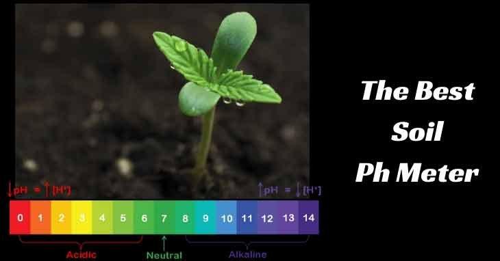 best-ph-meter-for-soil